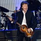 Paul McCartney will play in Auckland in December. Photo Getty