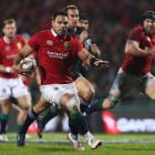 Control, discipline and patience were big features as the Lions dealt to the Maori All Blacks...