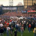 Ninety-six victims died in an overcrowded, fenced-in enclosure at the Hillsborough stadium in...