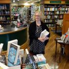 University Bookshop general manager Phillippa Duffy says the store has turned a corner. Photo: Linda Robertson