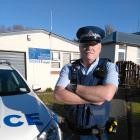 Former senior constable Richard Whitmore has said goodbye to the police force after 31 years....