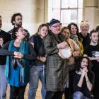 The Twelfth Night cast. Photo: Supplied