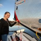After her talent was spotted by Sir Russell Coutts, young up-and-coming Wanaka sailor Laura...