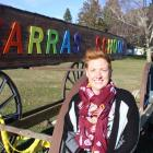 New Tarras School principal Rachelle Haslegrave wants to bring modern learning concepts to the...