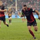 Bryn Hall will be hoping to be a key factor as the Crusaders look to do the impossible this...