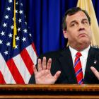 An unapologetic Governor Christie told reporters he would rejoin his family in the governor's...