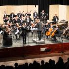 The Dunedin Symphony Orchestra performs its Italian-themed concert, featuring flute soloist Luca...