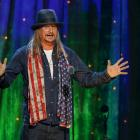 Musician Kid Rock has said on social media he is considering running for the US Senate. Photo:...