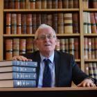 Prof Mark Henaghan. Photo: Peter McIntosh.