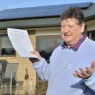 The power bills of Palmerston resident Dot Duthie continue to soar despite installing solar...