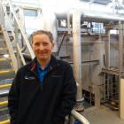 Dunedin water treatment technician Caitlin Robertson loves heading in to work each day at the...