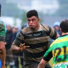 Southern ran their way through another game to steady their spot at the top of the club rugby...