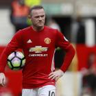 Wayne Rooney is set to rejoin his old club Everton, leaving behind Mancheter United. Photo: Reuters