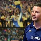 Former All Black and Crusaders midfielder Aaron Mauger was yesterday appointed Highlanders coach...