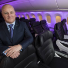 Air New Zealand chief executive Christopher Luxon said 2017 has been an exciting and productive...