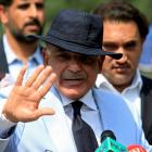 Shahbaz Sharif, Chief Minister of Punjab Province and brother of Pakistan's Prime Minister Nawaz...