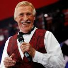 TV presenter and entertainer Bruce Forsyth. Photo: Reuters