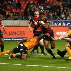 South African teams the Cheetahs and the Kings were both be cut from Super Rugby. Photo: Getty...
