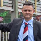 James Shaw: Photo: ODT files