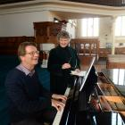 Composer Anthony Ritchie and poet Elena Poletti have collaborated on the work Lullabies, which is...
