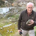 Central Otago Heritage Trust chairman Graye Shattky does not want other heritage sites to become...