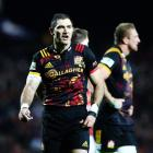 Stephen Donald in action for the Chiefs this year. Photo: Getty Images