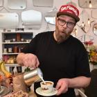 Jayren (Jay) Dixon runs Daily Coffee Company in Princes St. The 40-year-old is from Devonport, in...