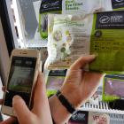 Farmers are increasingly using Farm-IQ to upload information on farm sustainability.