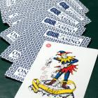 Dunedin Casino card deck. Photos by Gerard O'Brien/Supplied.