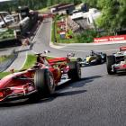 Cars range from the famous late 1980 McLaren Hondas of the Ayrton Senna era, through the 1990...