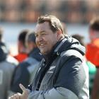 Steve Hansen: 'Yeah, it's a bit tough at the moment. But I believe we are going in the right...