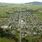 The town of Milton