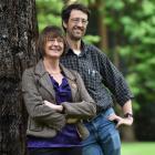 OzGrav chief investigator Susan Scott and Otago University professor of applied mathematics Jorg...