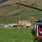 Police are continuing their investigations into an accident on SH6 just north of Makarora...