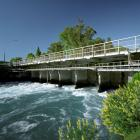 Mercury Energy's Waikato River hydro stations are benefiting from increased flows from Lake Taupo...