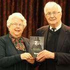 Book launch about Peter Godrey's live (Elizabeth Salmon and Peter Godfrey)
