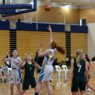 Otago's Annabelle Ring in action earlier this year during the under-15 national championships....