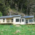 The 20-bed Siberia Hut west of the Makarora Valley  will be part of a bookings trial this summer....
