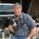 Former farmer Ken Gillespie, of Oturehua, spends much of his retirement working for his community...