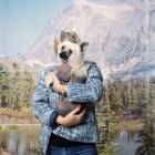 As part of his Pet Photo Booth project, Justin Spiers will photograph pet owners and their pets...