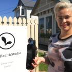 Skin Health Studio owner and dermal therapist Jemma Moran, of St Clair, won the New Zealand...