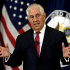 US Secretary of State Rex Tillerson will visit New Zealand next week. Photo Reuters