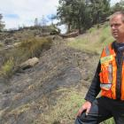 Alexandra Volunteer Fire Brigade Deputy Chief Fire Officer and Fire and Emergency New Zealand...