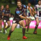 Blake Green in action for Manly this year. Photo: Getty Images