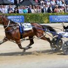 They had to .. . Chase Auckland lives up to his name as he scores a record-breaking win in the...