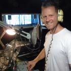 Matt McPhee, who DJs as Matty J, plugs in to the local community with Wanaka Beats community...