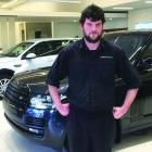 Armstrong Prestige Dunedin automotive technician Danny Churcher has qualified for the global...