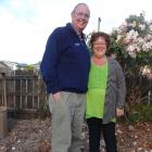Geoff and Lois Davis, who are retiring and moving from Palmerston after 43 years in the town....