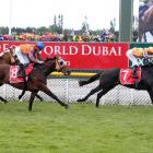 Embellish and Opie Bosson win the New Zealand 2000 Guineas at Riccarton  on Saturday, beating Age...