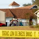 Suspected gunman Devin Patrick Kelley injured another 20 people when he opened fire in the white...